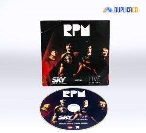 RPM cd promo