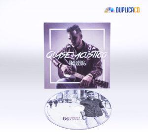 Ricardo Augusto CD Promo