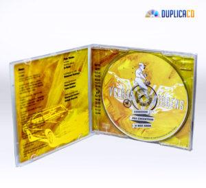 Velhas virgens CD correndo pra encontrar o meu amor
