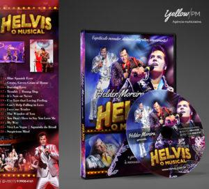 Helvis o musical dvd